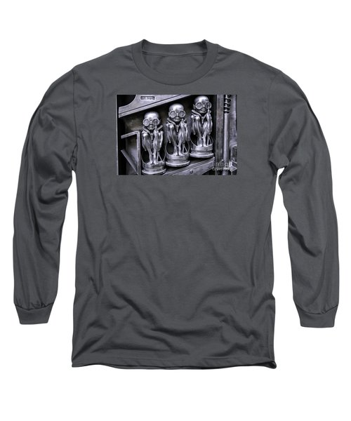 Alien Elton Long Sleeve T-Shirt