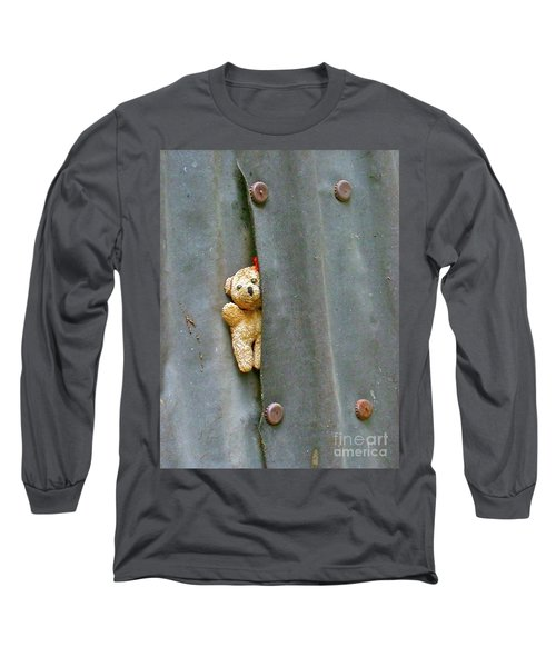 All Alone Am I Long Sleeve T-Shirt