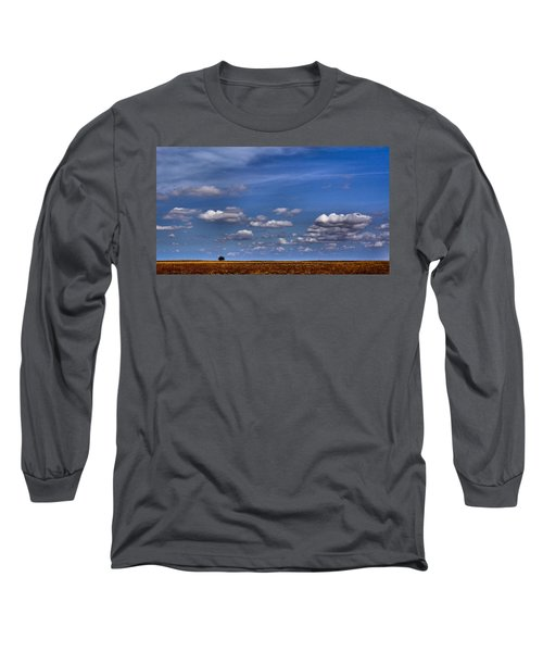 All By Myself Long Sleeve T-Shirt by Steven Reed