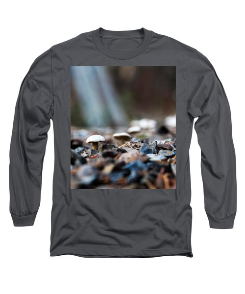All In A Row Long Sleeve T-Shirt