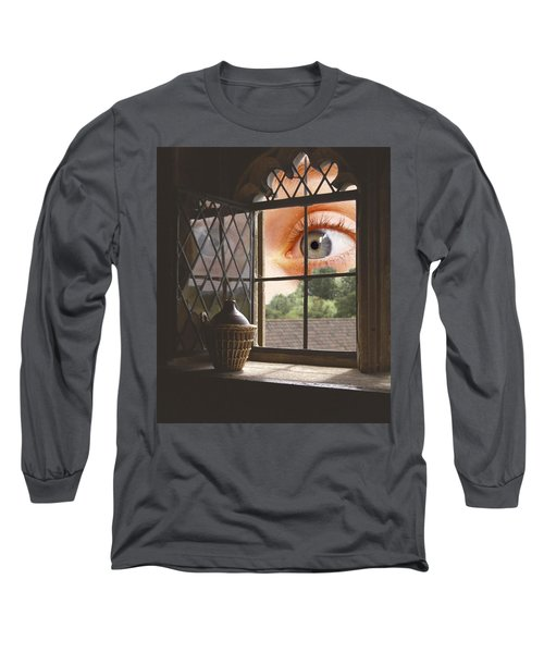 All Seeing Long Sleeve T-Shirt