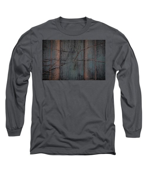 Long Sleeve T-Shirt featuring the photograph Almost Ivy by Ray Congrove
