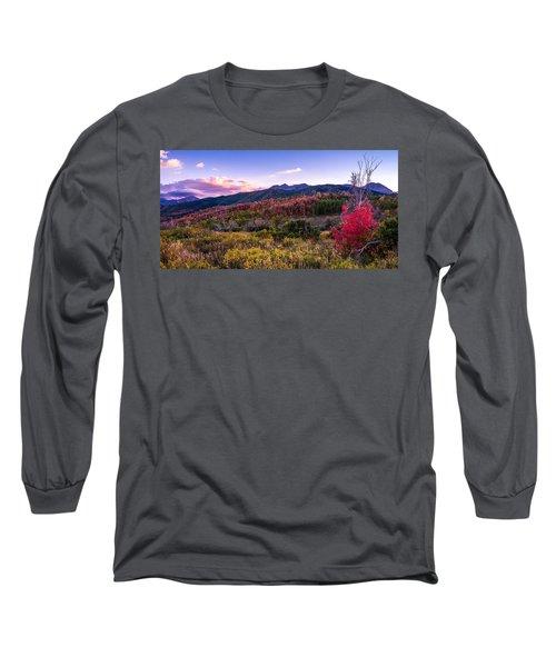 Alpine Fall Long Sleeve T-Shirt