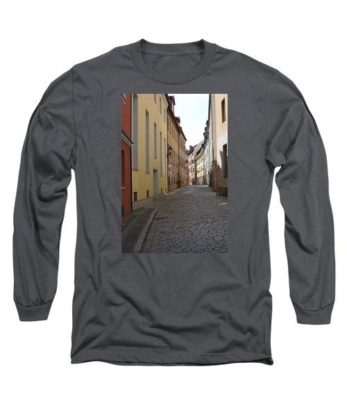 Altstadt Nuernberg Long Sleeve T-Shirt