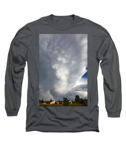 Amazing Storm Clouds Long Sleeve T-Shirt