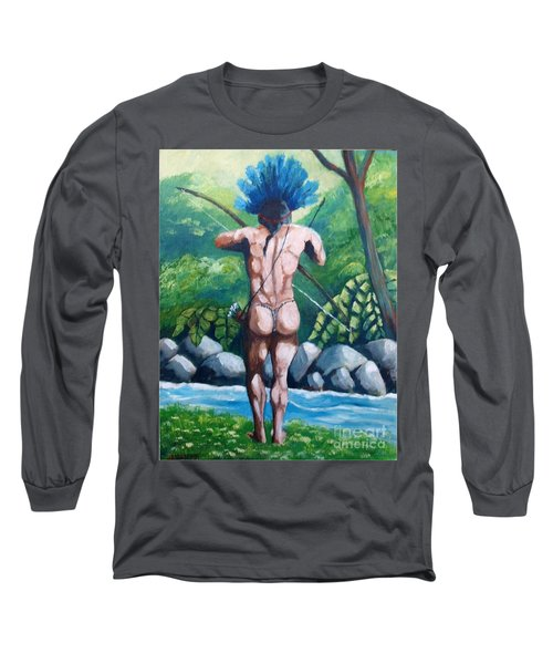 Amazon Native Long Sleeve T-Shirt