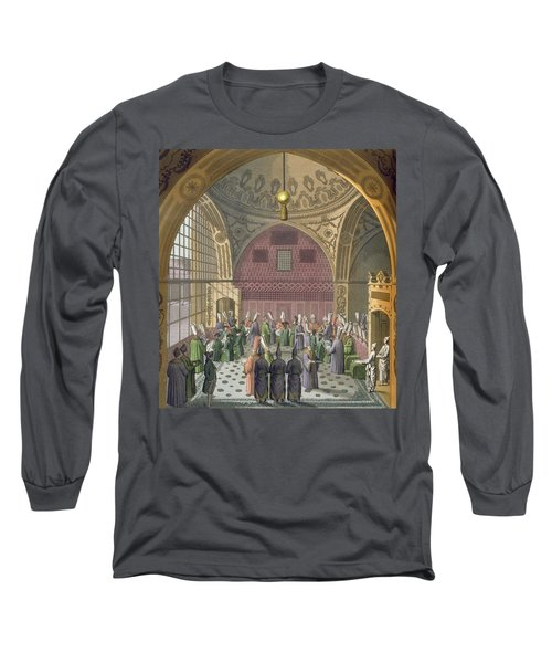 Ambassadors In The Audience Hall Long Sleeve T-Shirt