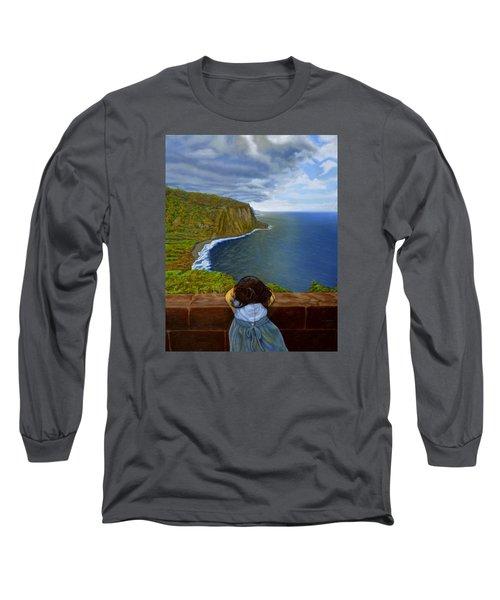 Amelie-an 's World Long Sleeve T-Shirt by Thu Nguyen