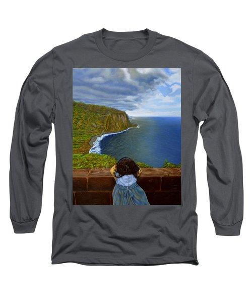Amelie-an 's World Long Sleeve T-Shirt