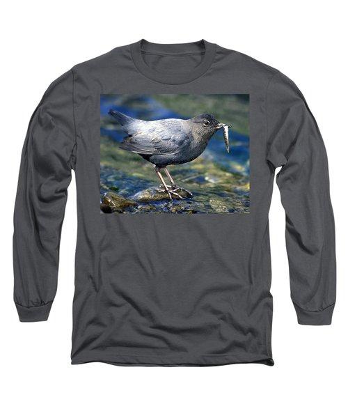 American Dipper Long Sleeve T-Shirt