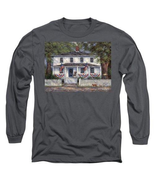 American Roots Long Sleeve T-Shirt
