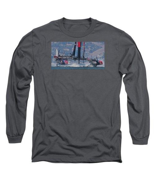 America's Cup San Francisco Long Sleeve T-Shirt