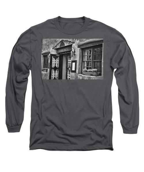 Long Sleeve T-Shirt featuring the photograph Anasazi Inn Restaurant by Ron White