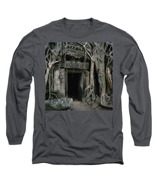 Ancient Angkor Long Sleeve T-Shirt
