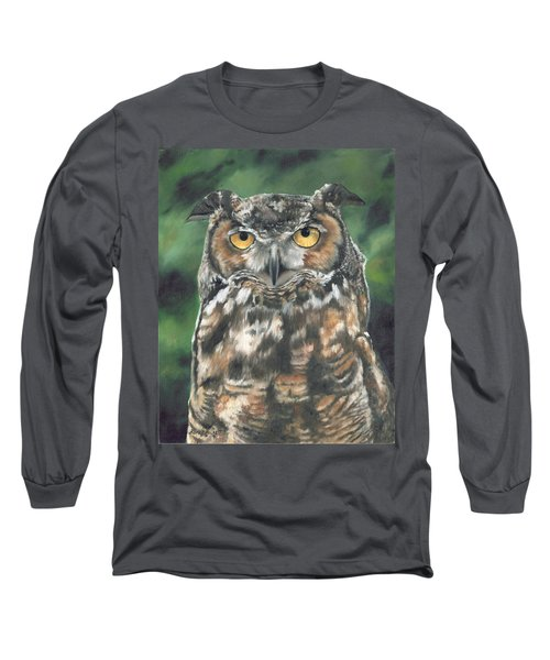 And You Were Saying Long Sleeve T-Shirt
