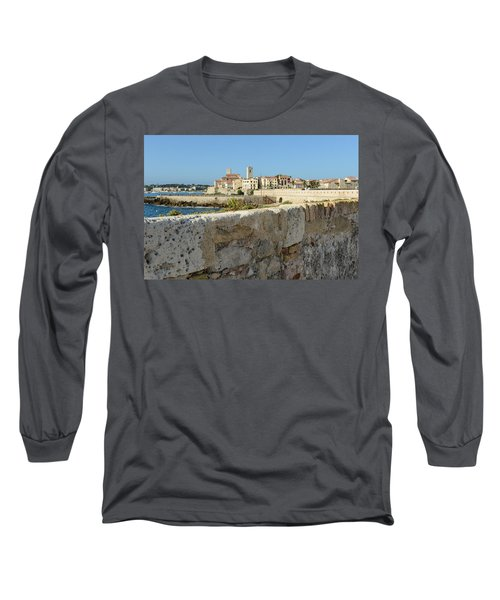 Antibes France Long Sleeve T-Shirt