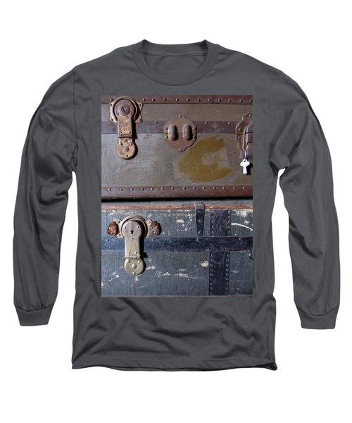 Antique Trunks 5 Long Sleeve T-Shirt