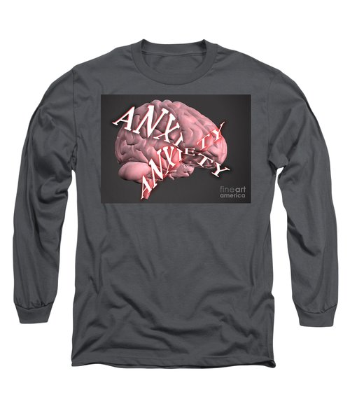 Anxiety Long Sleeve T-Shirt