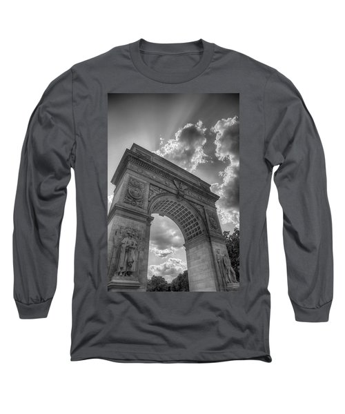 Arch At Washington Square Long Sleeve T-Shirt