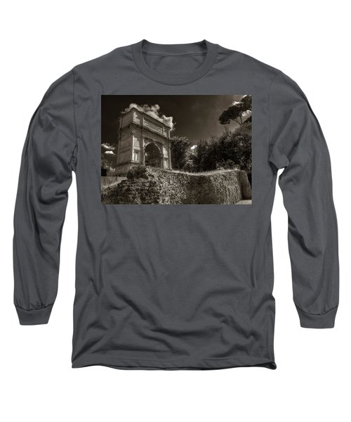 Arch Of Titus Long Sleeve T-Shirt