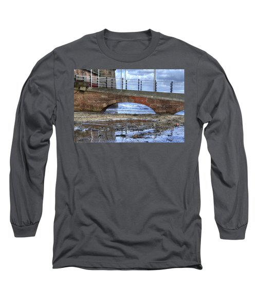 Arches Long Sleeve T-Shirt by Spikey Mouse Photography