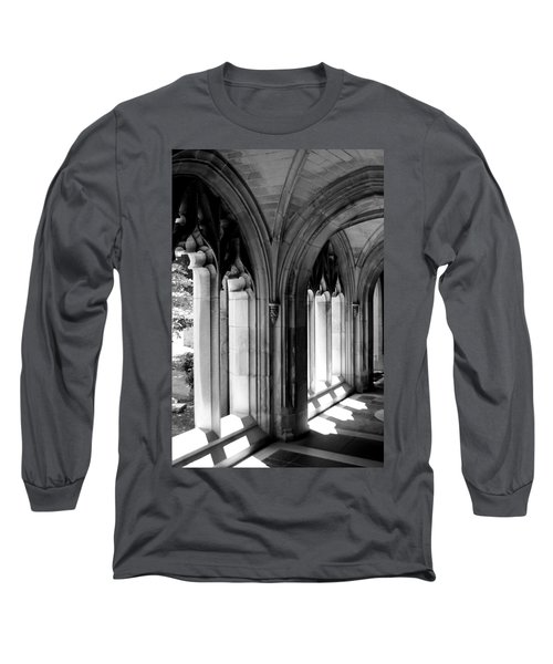 Arches Long Sleeve T-Shirt by Leeon Pezok