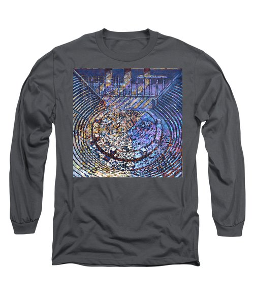 Arena Song Long Sleeve T-Shirt by Mark Jones