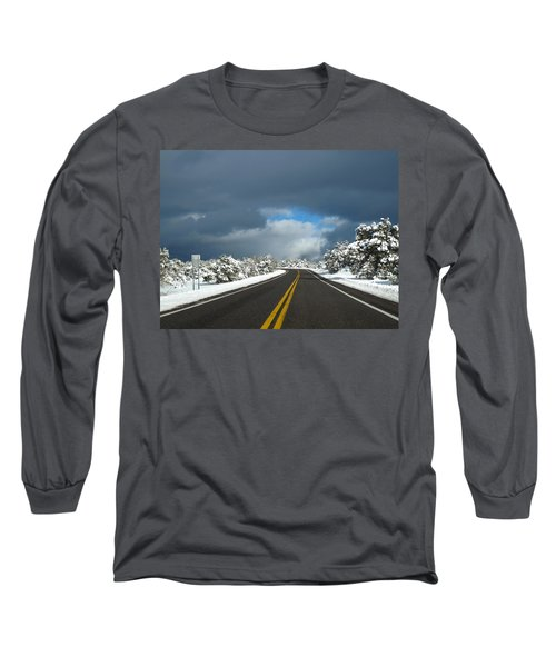 Arizona Snow 1 Long Sleeve T-Shirt