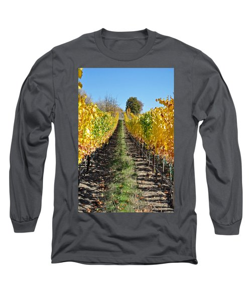 Around And About In My Neck Of The Woods Series 25 Long Sleeve T-Shirt