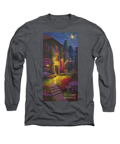 As You Light My Path Long Sleeve T-Shirt