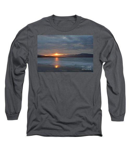 Ashokan Reservoir 34 Long Sleeve T-Shirt
