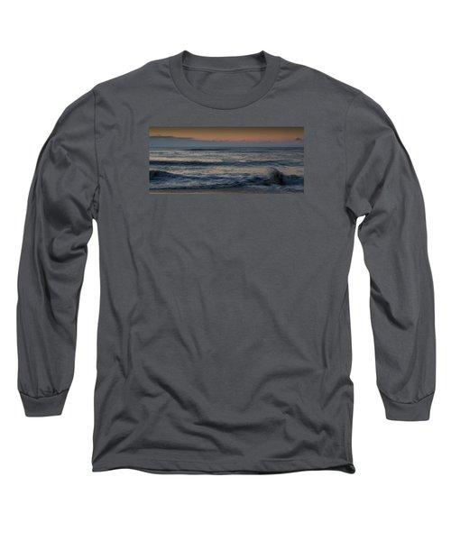 Assateague Waves Long Sleeve T-Shirt