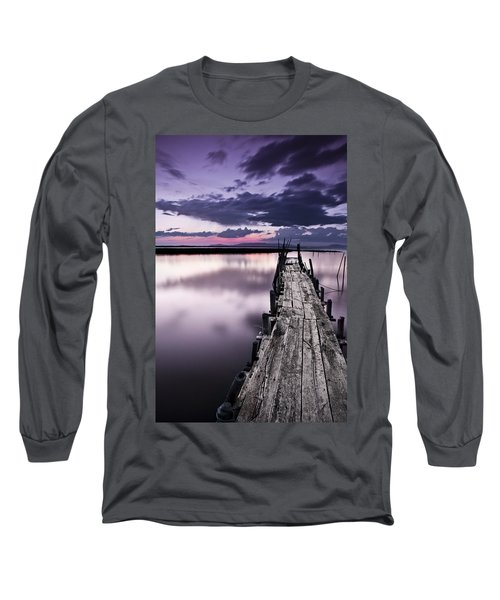 At The End Long Sleeve T-Shirt
