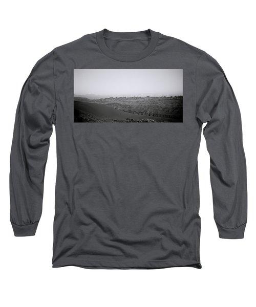 Remote Nirvana Long Sleeve T-Shirt by Shaun Higson