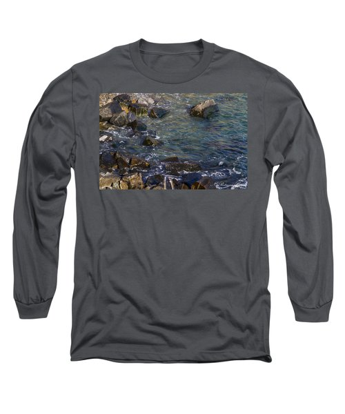 Atlantic Ocean Maine Long Sleeve T-Shirt