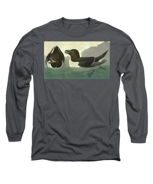 Audubon Razorbill Long Sleeve T-Shirt