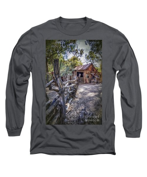Aussie Farm Long Sleeve T-Shirt