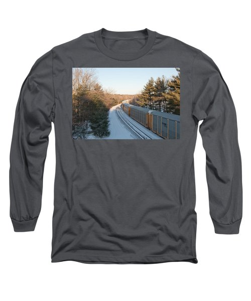 Auto-racks Spencer Massachusetts Long Sleeve T-Shirt
