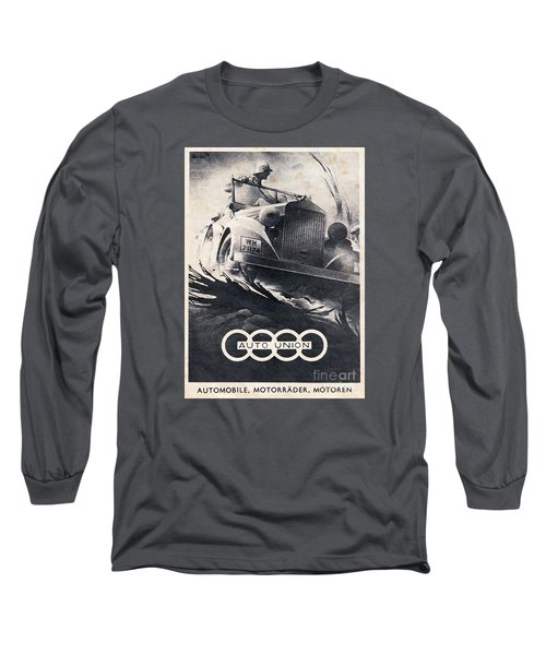 Auto Union Long Sleeve T-Shirt