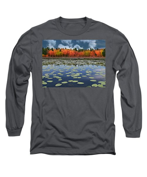 Autumn Across The Pond Long Sleeve T-Shirt