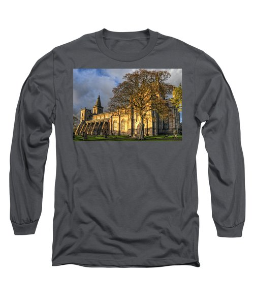 Autumn At Dunfermline Abbey Long Sleeve T-Shirt