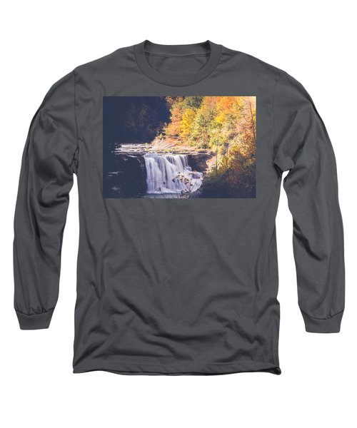 Autumn At Letchworth Long Sleeve T-Shirt