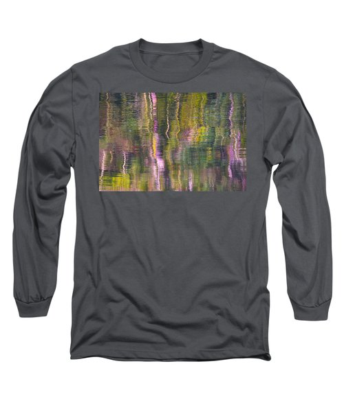 Autumn Carpet Long Sleeve T-Shirt by Yulia Kazansky