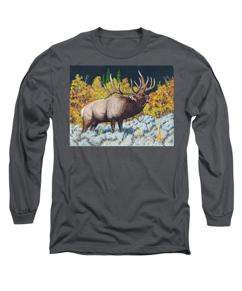 Autumn Challenge Long Sleeve T-Shirt