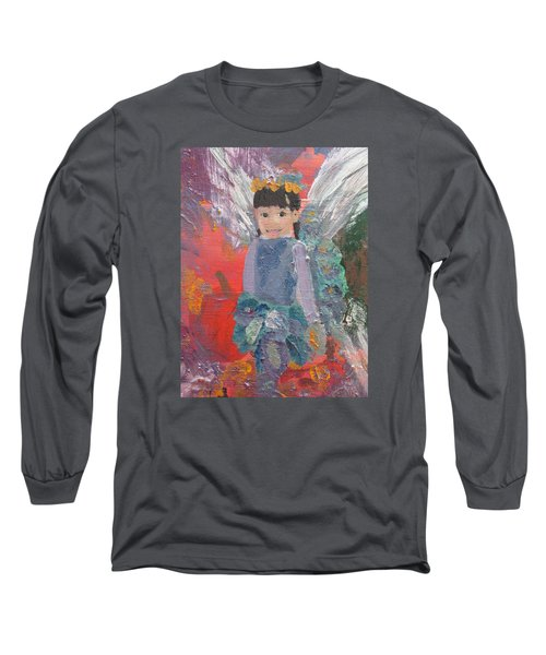 Autumn Fairy Long Sleeve T-Shirt