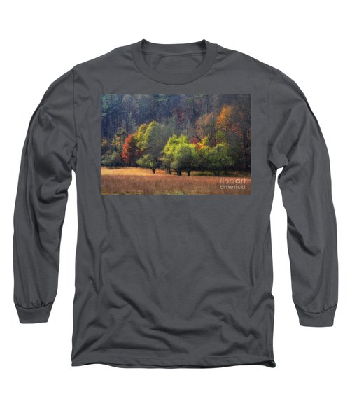 Autumn Field Long Sleeve T-Shirt