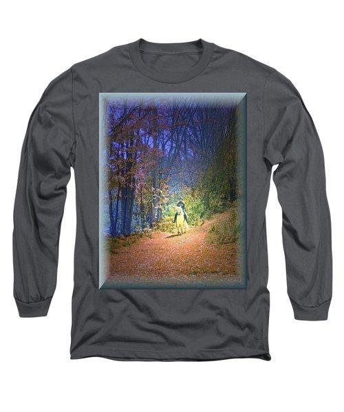 Autumn Memories- The Dreams Of Children Long Sleeve T-Shirt