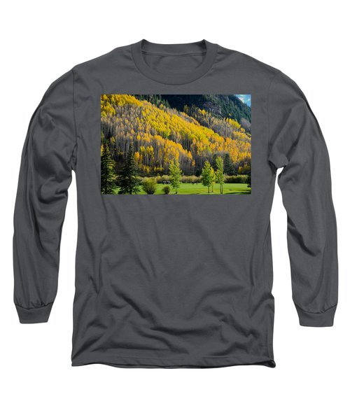Autumn On The Links Long Sleeve T-Shirt
