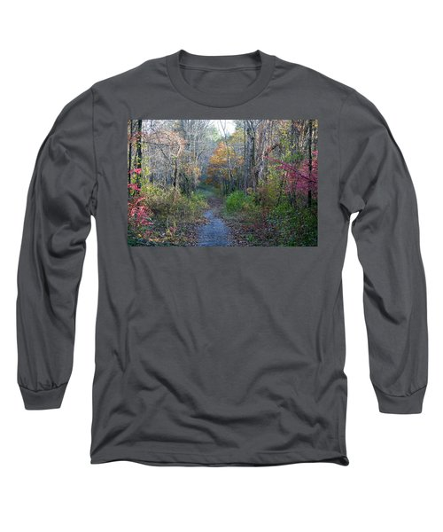 Autumn Silence No.2 Long Sleeve T-Shirt