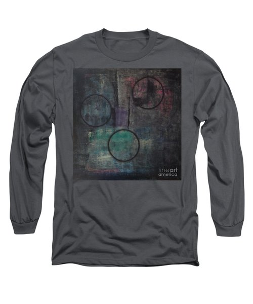 Aware Of Silence Long Sleeve T-Shirt
